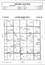 Map Image 055, Clay County 1990